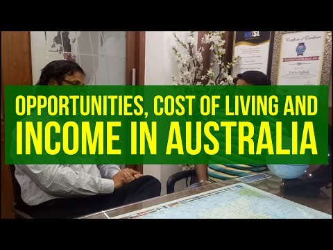 Job Opportunities, Income And Cost Of Living In Australia With Rajeev, Our IT Engineer Client