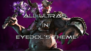 Killer Instinct Season 3: All Ultras in Eyedol
