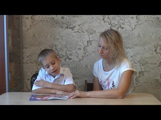 Изображение предпросмотра прочтения – Григорий и Екатерина АлександровнаЛозенковы читает произведение «Лисичка со скалочкой.» (Русский фольклор )