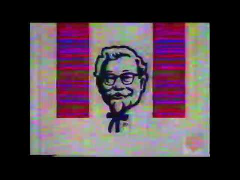 Kentucky Fried Chicken featuring Foghorn Leghorn | Television Commercial | 1987 | OTA Looney Tunes