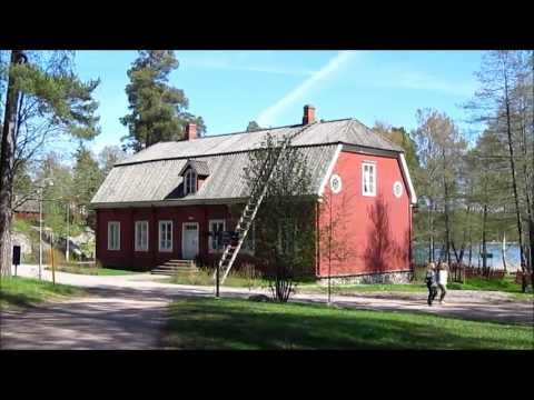 Helsinki, Seurasaari Island and Open-Air Museum Short HD Video Tour - Finland