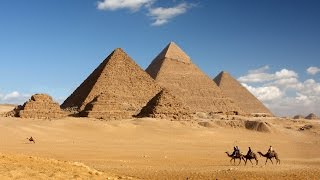 Mısır Piramitleri | Mısır'ın Gizemleri | Mısır - Kuzey Afrika