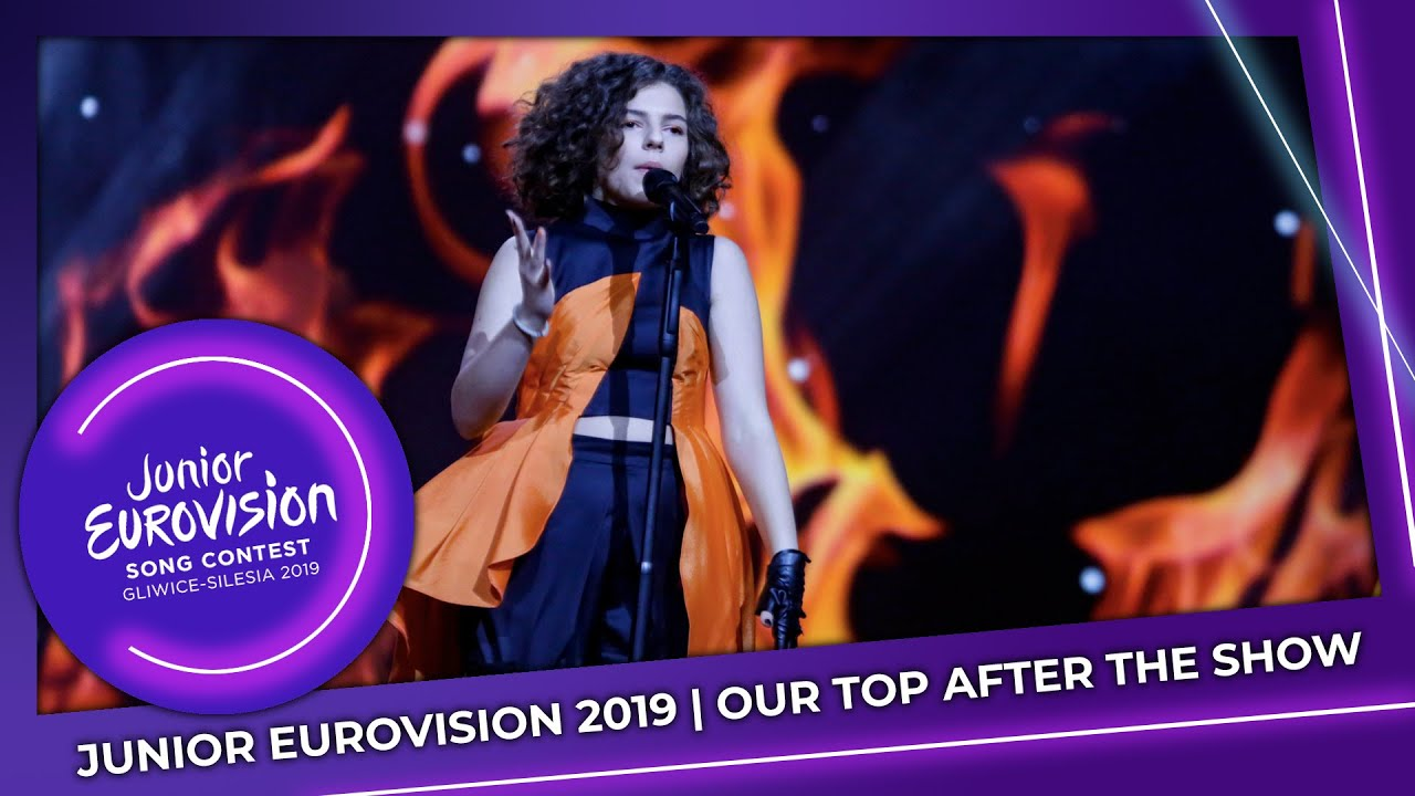 Junior Eurovision 2019 | OUR TOP 19 (After the Show)