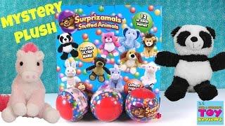 Surprizamals Blind Bag Stuffed Animal Plush Opening | PSToyReviews