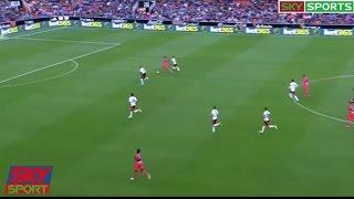 هدف فردي عالمي للاعب المغربي المهدي كارسيلا ضد فالنسيا في الليغا