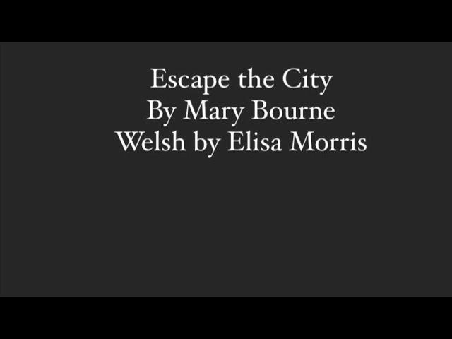 Escape the City. A virtual duet.