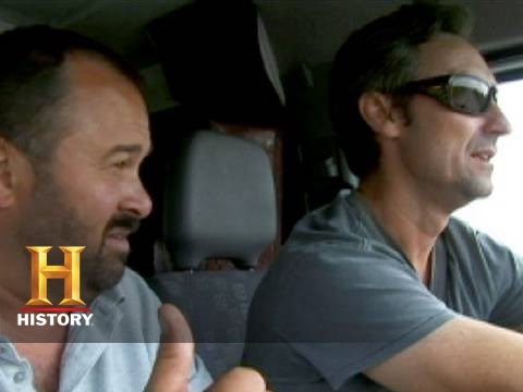 American Pickers: Big Bear | History