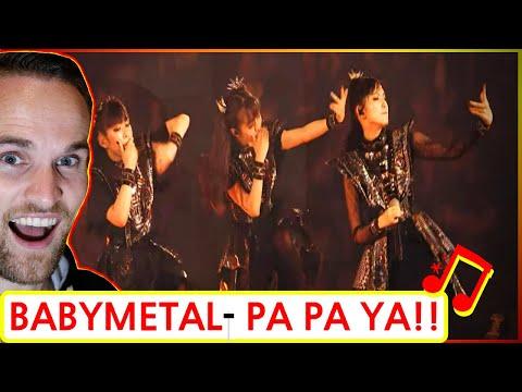babymetal---pa-pa-ya-reaction!!!