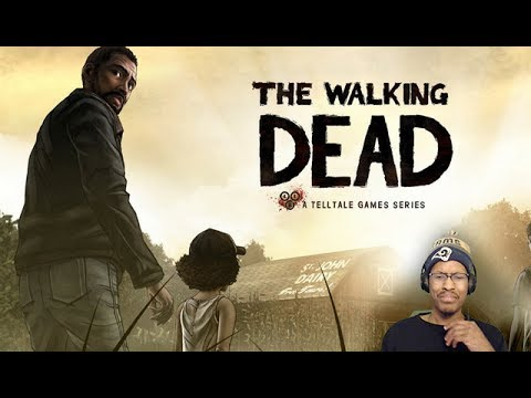 FROM THE BEGINNING!! | The Walking Dead: Season 1