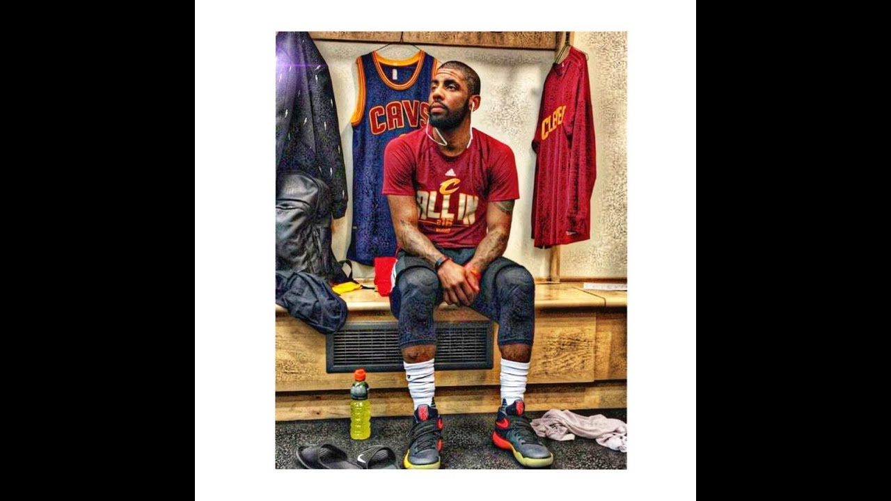 Kyrie Irving 2016 2017...