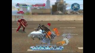 Dc universe online Pvp Video/Montage The Blizzard Assassin