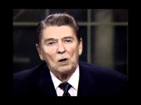 Ronald Reagan Expresses Regret over the Iran Contra Scandal (Part 2 of 2)