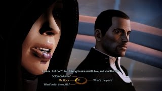 Mass Effect 2 (Male Paragon) - 89 - Kasumi: Stealing Memory (Loyalty Mission)