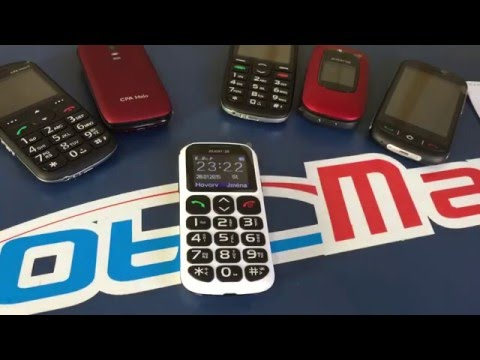 Mobilmax TV - vybíráme telefon pro seniory