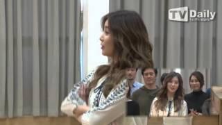 [tvdaily] ★소녀시대 서현★ 무대 위 모습은? 뮤지컬 '맘마미아' 연습실 공개 현장