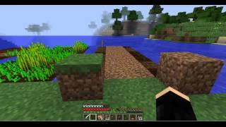 Minecraft 1.8 išlikimas! Ep. 3 -Naujas namas ir moliūgai-
