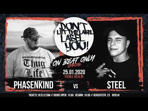 Phasenkind vs Steel // DLTLLY OnBeatBattle (Berlin) // 2020