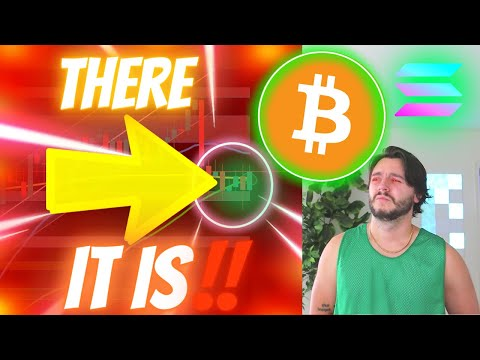 BITCOIN DID THIS BEFORE… WHAT HAPPENED NEXT WAS *SHOCKING*!!! CRITICAL SOLANA ALERT!!?