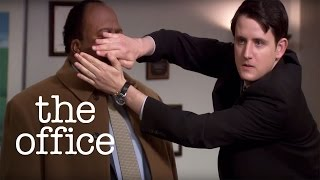 Wait... Does Stanley Have a Moustache? - The Office US