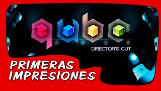 Vídeo Q.U.B.E: Director's Cut