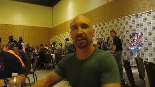 Scott Menville 'Teen Titans Go Vs Teen Titans' Interview