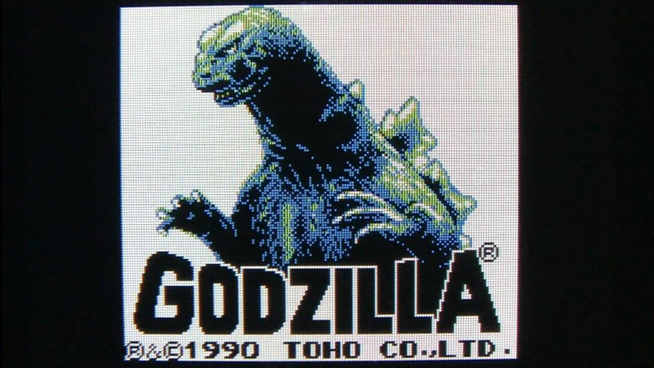 Godzilla Classic Game Room