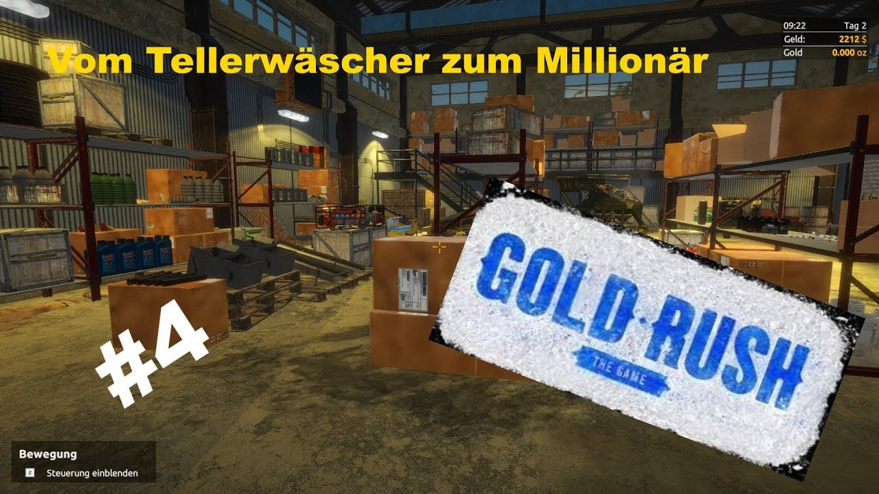 Gold Rush The Game Schaufel