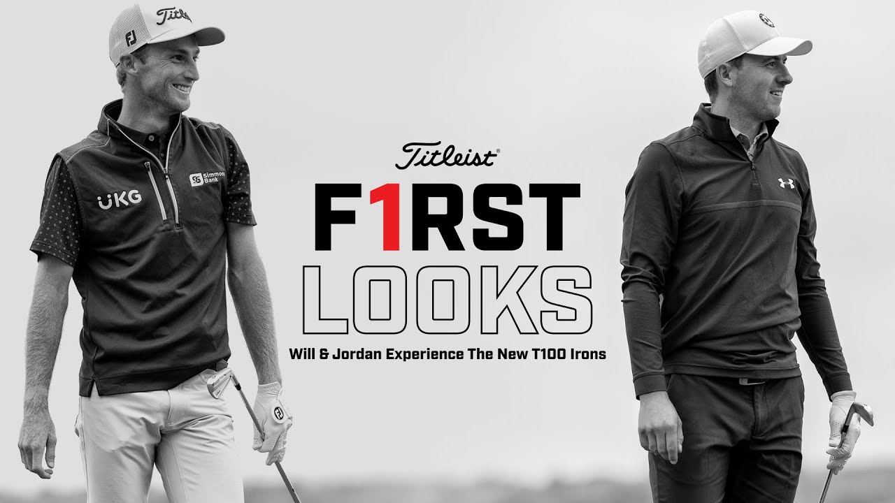 Download First Looks   Spieth & Zalatoris Wowed By T100