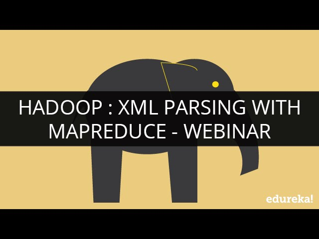 Big Data - XML Parsing With MapReduce