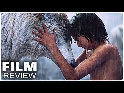 THE JUNGLE BOOK Kritik Review German Deutsch | Dschungelbuch Disney Filme 2016