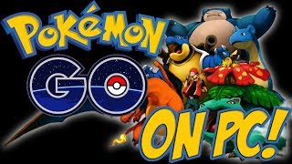 HOW TO PLAY POKEMON GO ON YOUR PC KO PLAYER