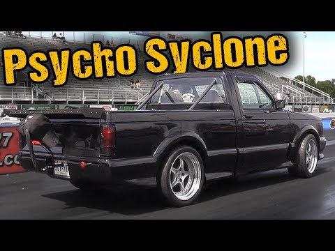 AWD GMC Syclone – Turbo LS Swap | DragTimes com Drag Racing