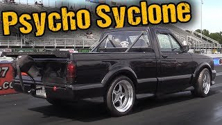 The Most Hated Truck on YouTube? Turbo LSx Syclone HAULS THE MAIL!