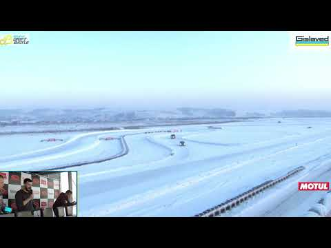 WinterDriftBattle 4 этап