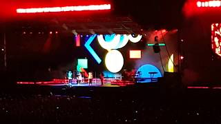 Bruno Mars XXIV 24 k Magic Tour Live 4K @ Mexico City 2 feb 2018 (Part 7 of 14)