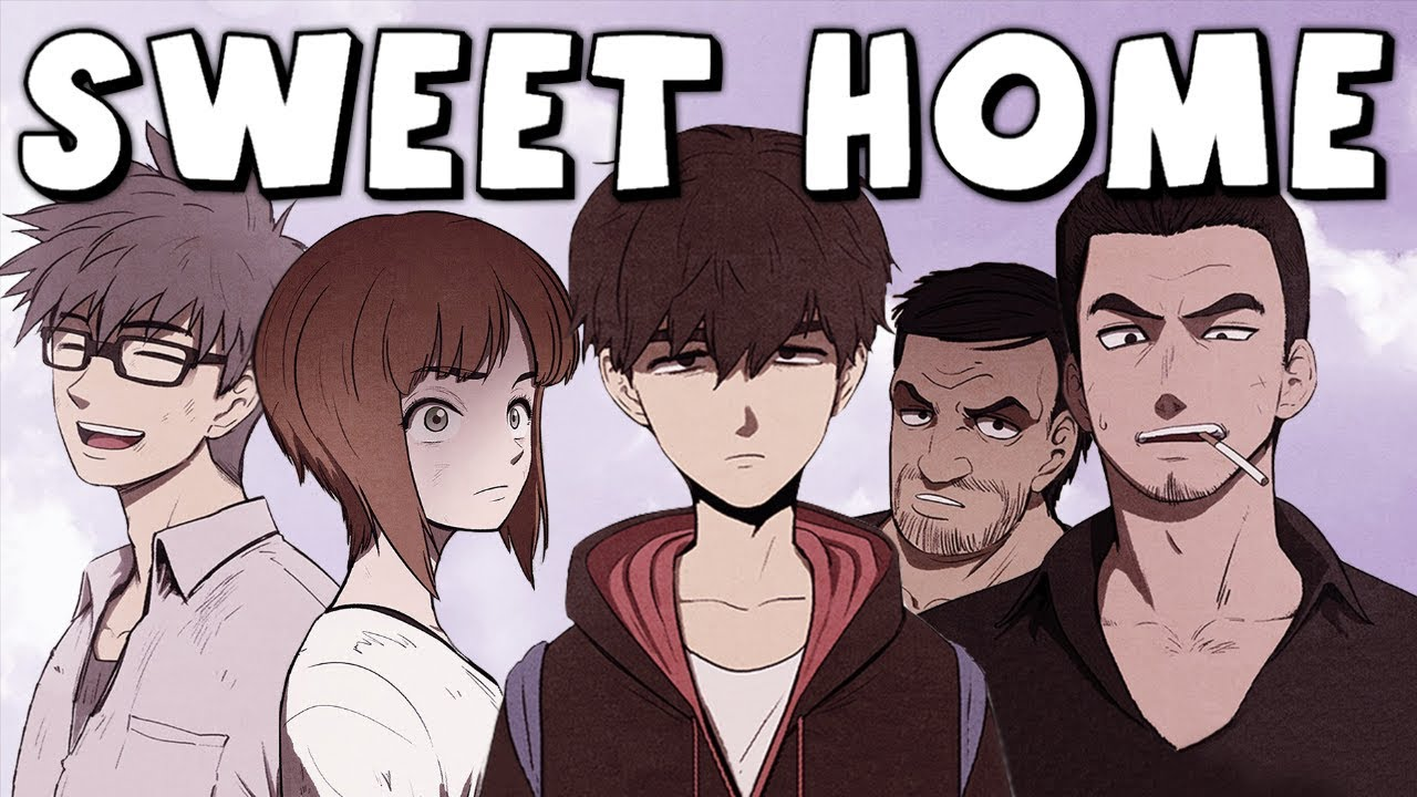 Dec 24, 2020· check out sweet home on webtoon today! Sweet Home The Thrilling Nightmare Fueled Webtoon Youtube