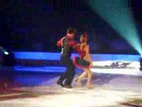 Melanie & Fred - Dancing On Ice