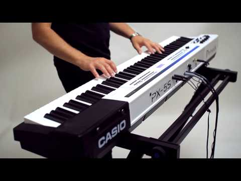 Casio PX-5S Video Response to