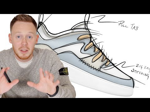 The Hardest Part Of Designing Your Own Sneaker...
