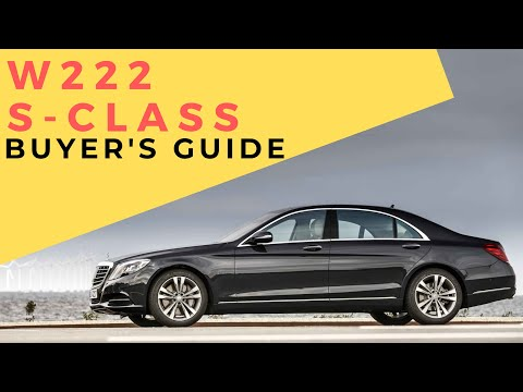 2014-2020-mercedes-s-class-w222-buyer's-guide-(specifications,-options,-technology,-common-problems)