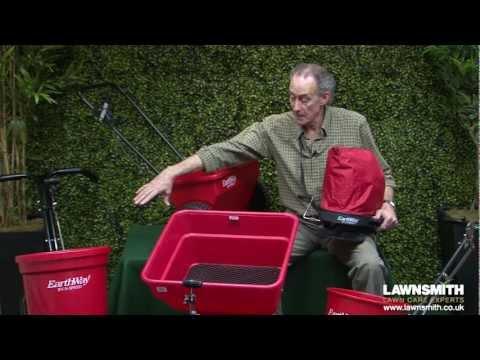 Choosing Lawn Spreaders