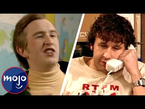 Top 10 British TV Moments We Quote Every Day