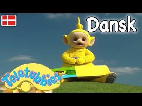 Teletubbierne Dansk - 1 Time!