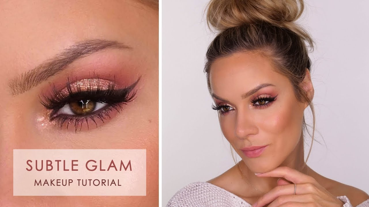 Subtle Glam Makeup Tutorial | Shonagh Scott