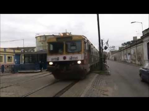 AFE Uruguay - trains around Montevideo