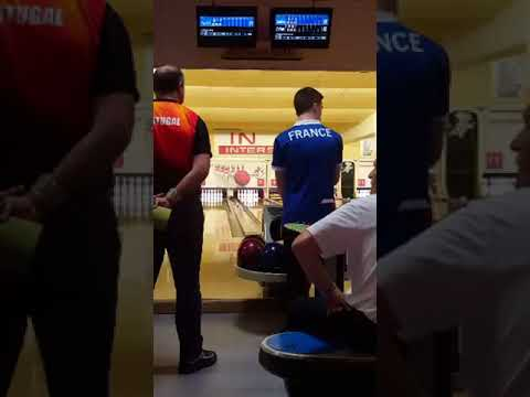 Coupe d'Europe Bowling Vienne Octobre 2017-3
