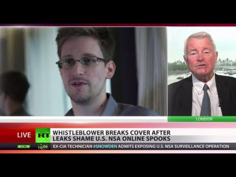 'Nothing will stop CIA, NSA from catching Snowden'