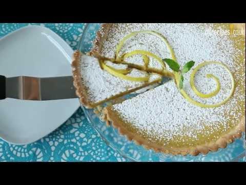 How to make lemon tart - Allrecipes.co.uk