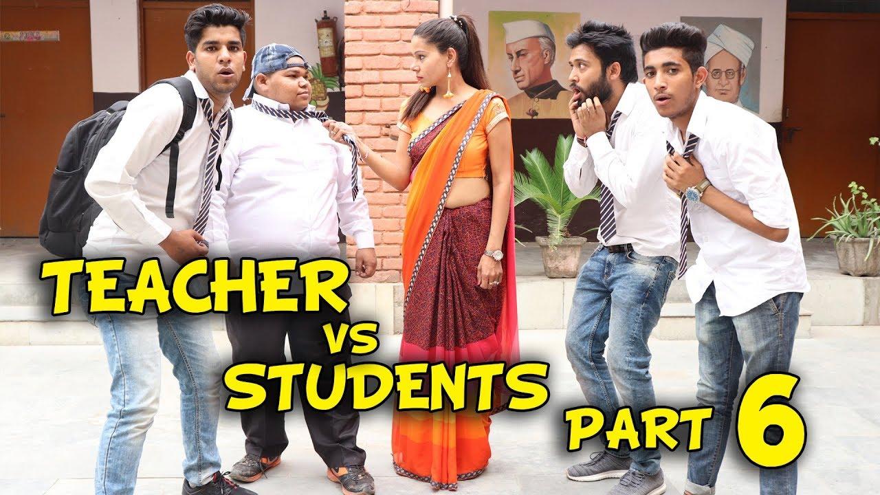 TEACHER VS STUDENTS PART 6 | BakLol Video |