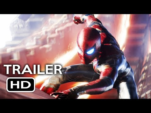 Download Youtube: Avengers: Infinity War Official International Trailer #1 (2018) Marvel Superhero Movie HD